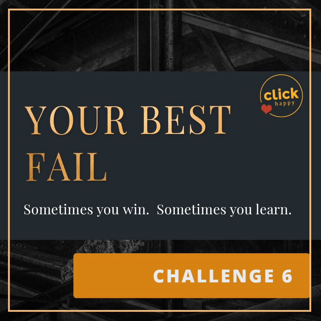 Challenge 6 fail