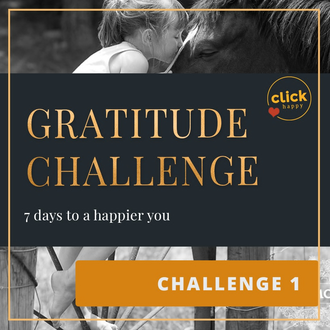 Challenge 1 gratitude